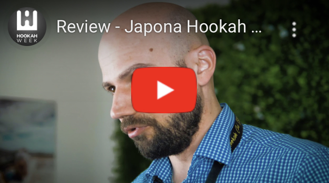 Test – Japona Hookah Bowl Gold Exclusive